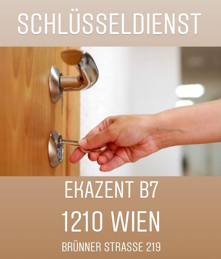 """Mobilen Schlüsseldienst und Aufsperrdienst """"Schlüssel-Art"""" in Wien"""