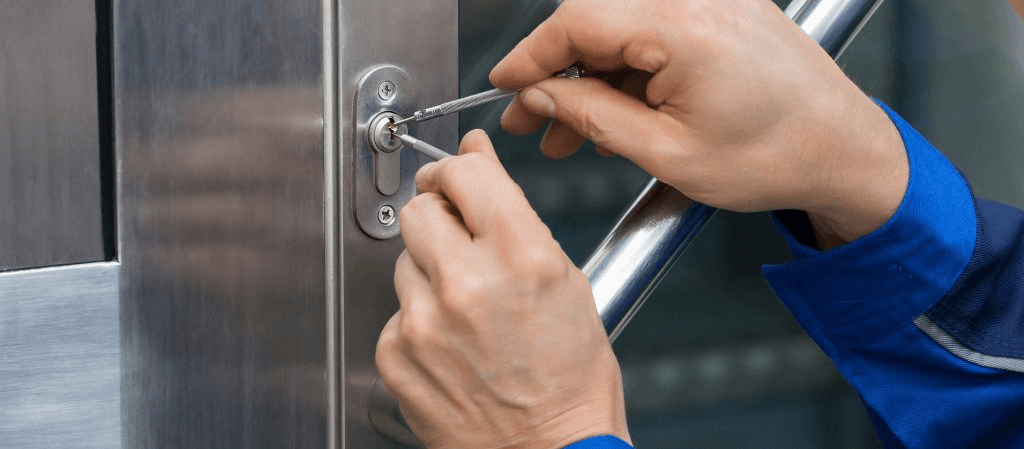 "Zugefallenen Türen ""Schlüssel-Art""!"