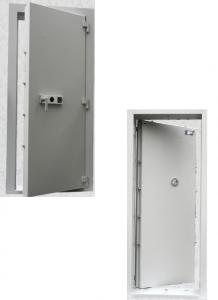 Tür mit hoher Sicherheitsstufe